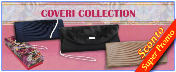 Coveri Collection pochette cerimonia